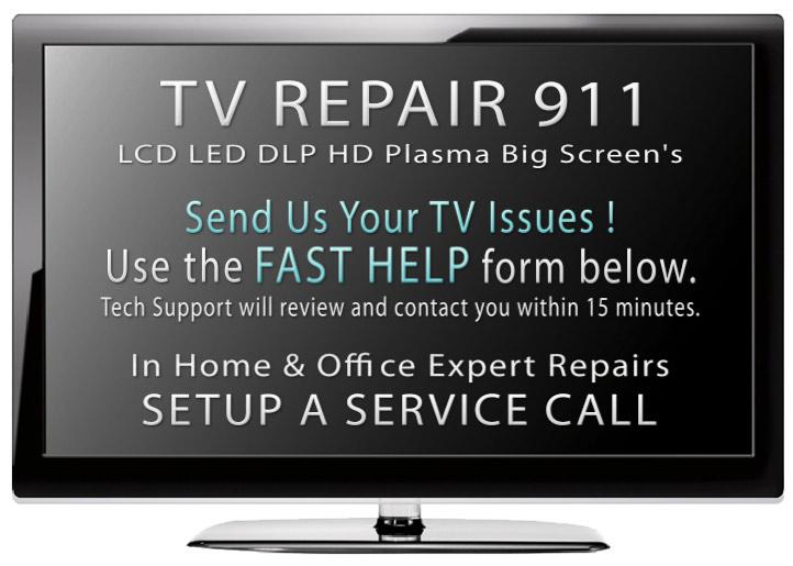 TV Repair 911 Flat Panel